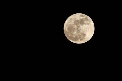 Měsíc vPerigeu - autor: Jan Drahokoupil